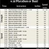4:30 Marathon or Bust! Treadmill Workout