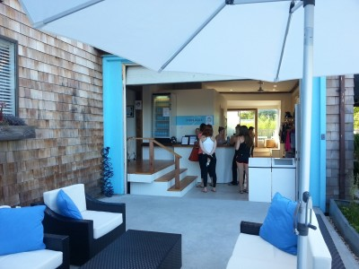 Physique 57 Bridgehampton Patio