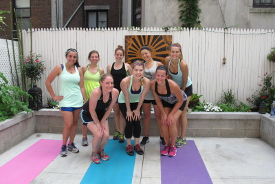 July 2013 Runners' Bootcamp