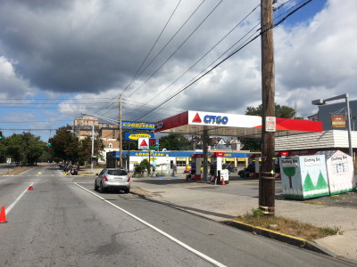 Citgo Station at Yonkers Mile 24