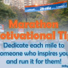 Marathon Motivation Tip: Run It For Someone Else