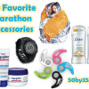 Friday Favorites: Marathon Accessories Edition