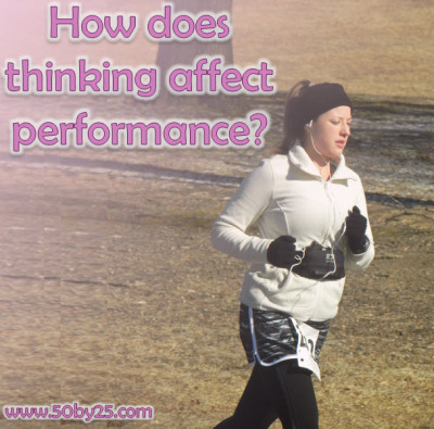 How Does Thinking Affect Performance