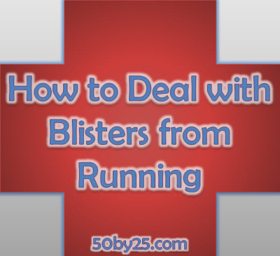 How To Deal With Blisters From Running