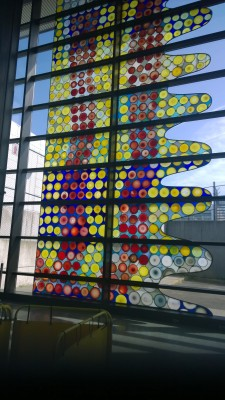 SeaTac Stained Glass