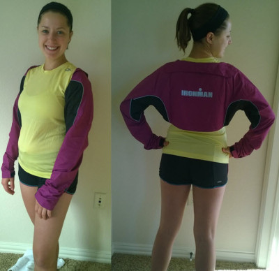 Sugoi Versa Shrug Front And Back
