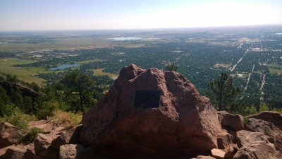 Mt Sanitas Summit