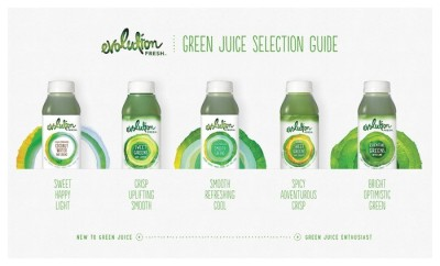 Evolution Fresh: Green Juice Selection Guide