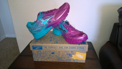 Brooks Adrenaline Ombre