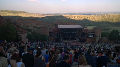 Concert At Red Rocks
