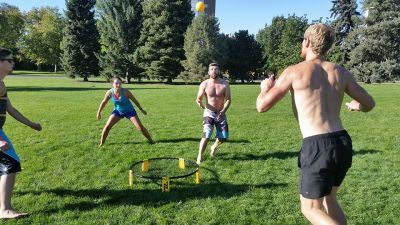 Denver Spikeball