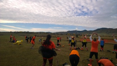 Pumpkin Bootcamp