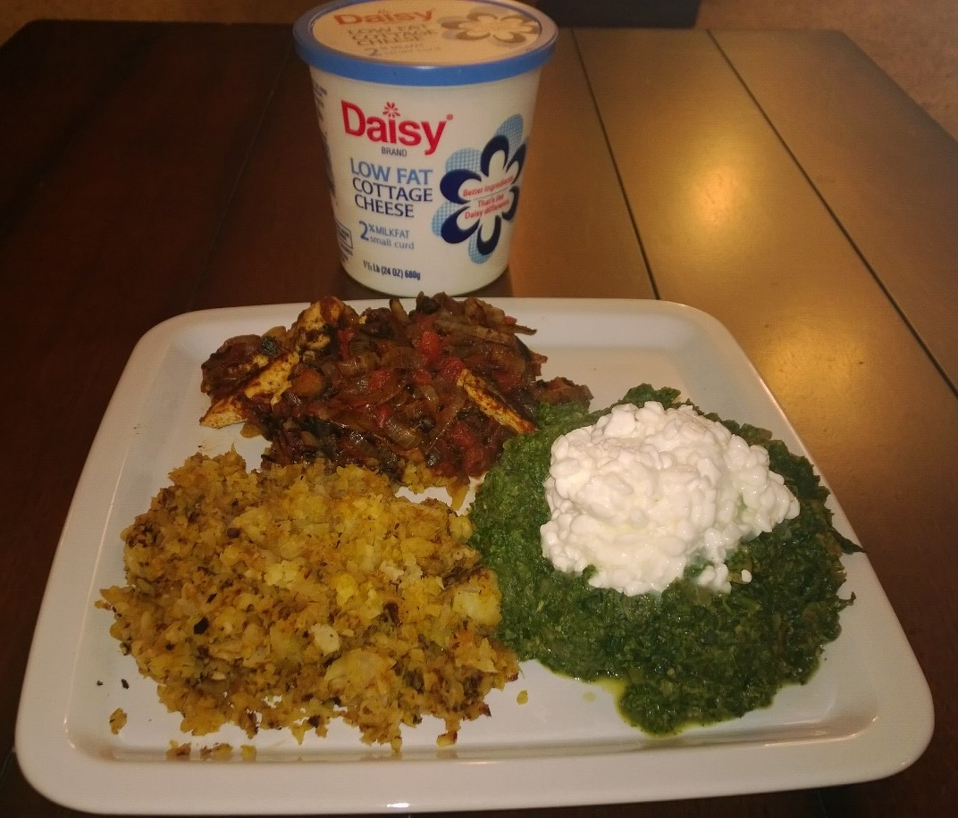 Sponsored Using Daisy Cottage Cheese To Make A Healthy Indian Feast 50by25