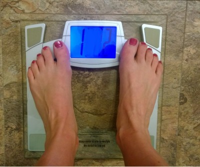 Precision MaxView Digital Bathroom Scale