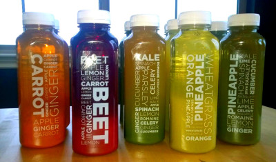 Protein Bar Juice Lineup