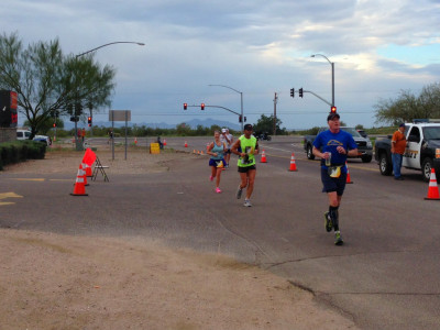 Lost Dutchman Mile 7