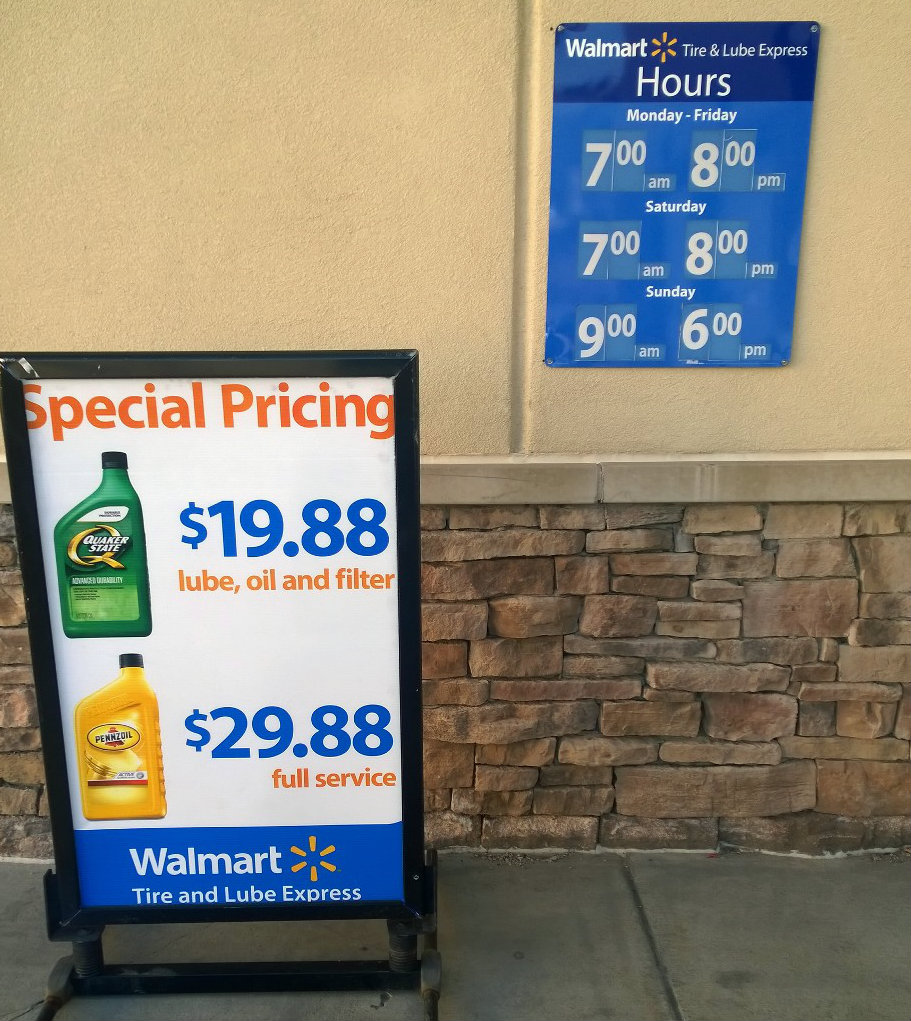 Walmart Car Center Hours: Sponsored: House Bidding Wars And Keeping My Car Running