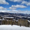 Bluebird Spring Ski Day at Winter Park