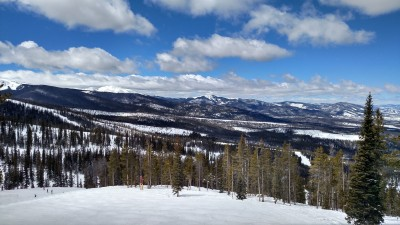 Winter Park Bluebird Day