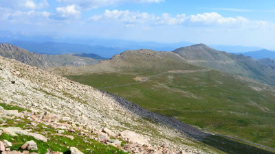 Mount_Evans_Northeast_Face_Descent