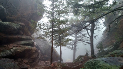 Foggy_Royal_Arch_Hike