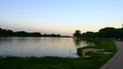 Morning_Run_at_Bachman_Lake