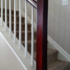 Transforming My Oak Banisters with Cherry Gel Stain