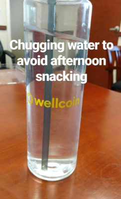 Chugging_Water_To_Avoid_Snacking