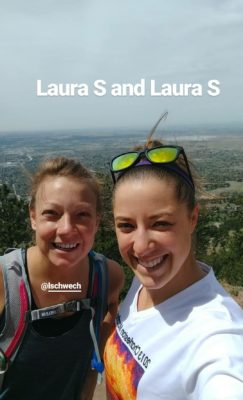 Laura_And_Laura_Hiking_Sanitas