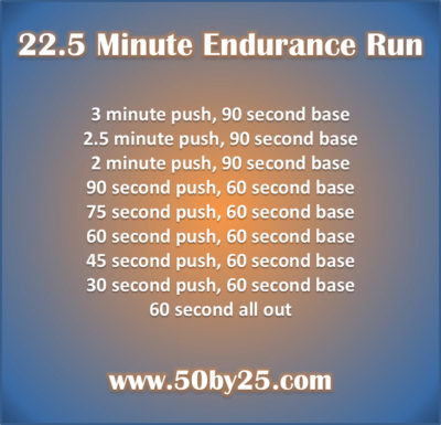 Orangetheory_22point5_Minute_Endurance_Treadmill_Run