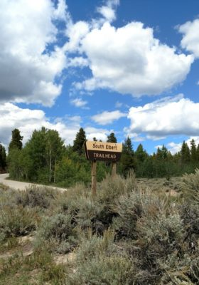 South_Elbert_Trailhead