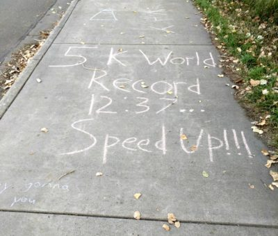 World_Record_5K_Time_On_Course_For_Inspiration