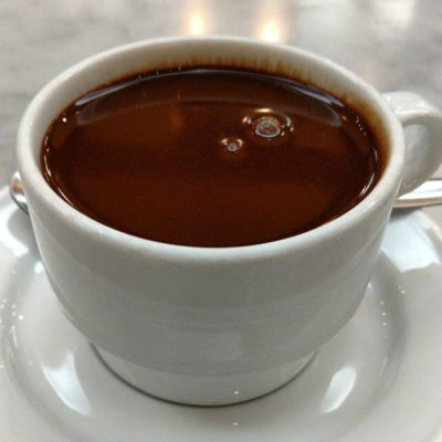 San_Gines_Hot_Chocolate