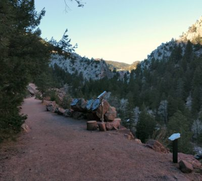 Flat_Part_of_Rattlesnake_Gulch_Trail