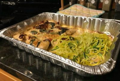 Cookbook_Club_Tuscan_Chicken_and_Zoodles