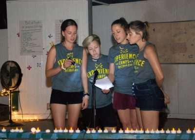First_Year_Counselors_Singing
