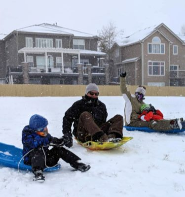 Neighborhood_Sledding