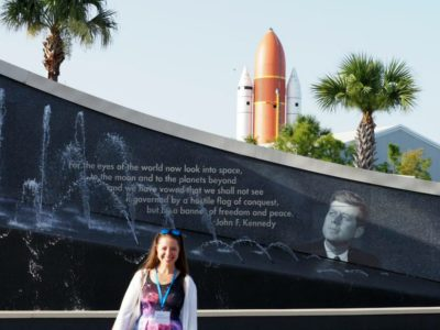 Arriving_Kennedy_Space_Center
