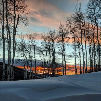 Trappers_Cabin_Sunset