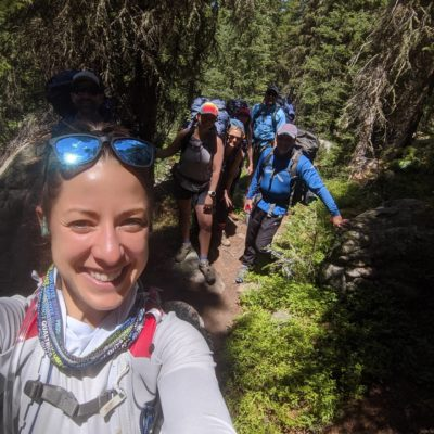 Backpacking_Friends_on_Trail_To_Turquoise_Lake
